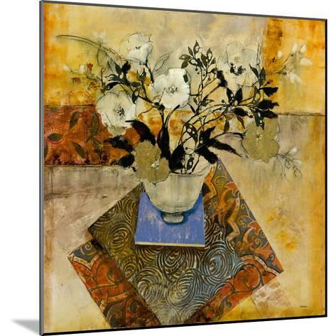 Patchwork Floral-Patrick-Mounted Giclee Print