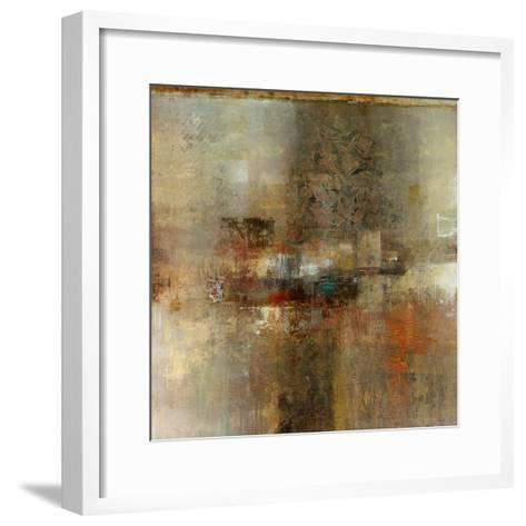 Hazy Brilliance-Douglas-Framed Art Print