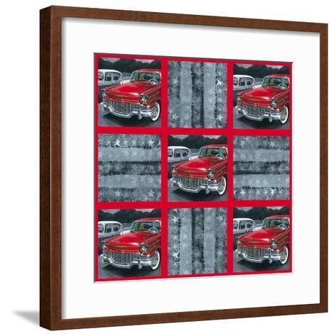 Transporter Collage II-Dupre-Framed Art Print