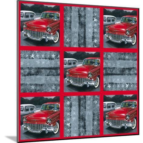 Transporter Collage II-Dupre-Mounted Giclee Print