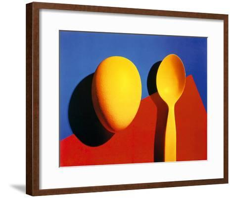 Breakfast-Frank Farrelly-Framed Art Print