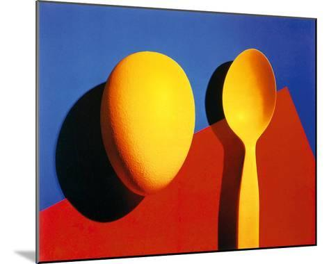 Breakfast-Frank Farrelly-Mounted Giclee Print