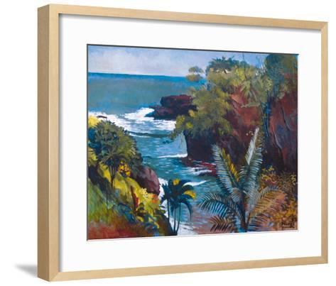 Blanchisseuse Tide, 1993-Boscoe Holder-Framed Art Print