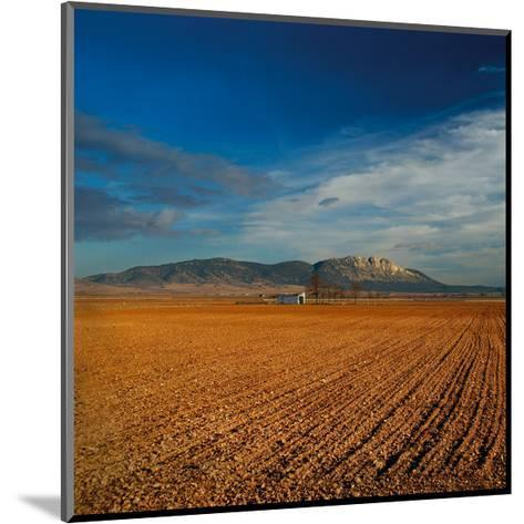 Spanish Landscape I-Bill Philip-Mounted Giclee Print