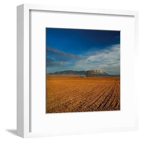 Spanish Landscape I-Bill Philip-Framed Art Print