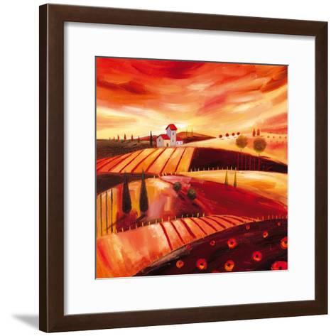 Tuscany IV-Ronald Sweeney-Framed Art Print