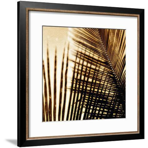 Light on Palms I-Malcolm Sanders-Framed Art Print