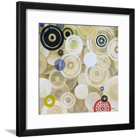 Lots Of Spots II-Bridges-Framed Art Print