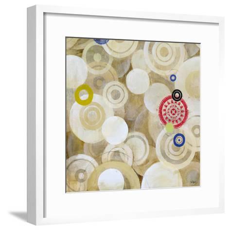 Lots Of Spots III-Bridges-Framed Art Print