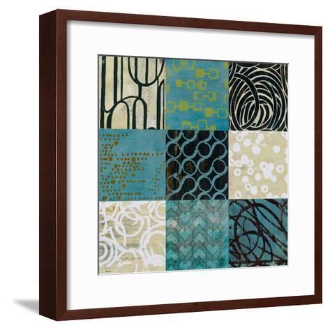 Elemental II-Bridges-Framed Art Print