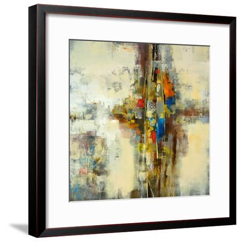 Centrifuge-Kemp-Framed Art Print