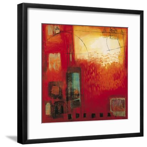 Voyager I-Maria Tribe-Framed Art Print
