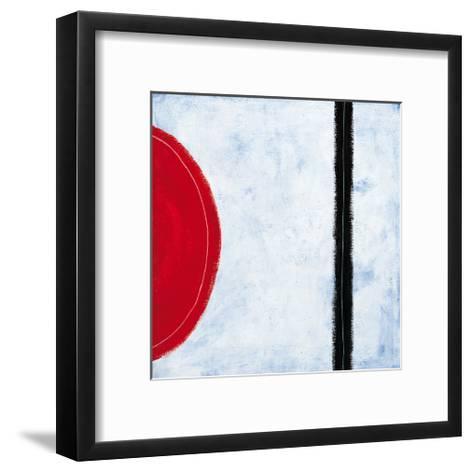 Desert Road II-Esther Wragg-Framed Art Print
