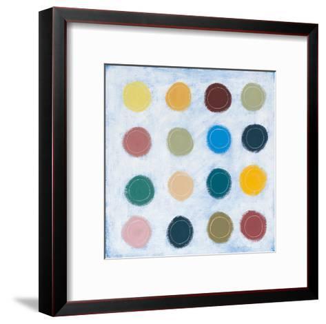 Rotations I-Esther Wragg-Framed Art Print