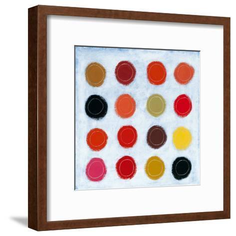 Rotations II-Esther Wragg-Framed Art Print