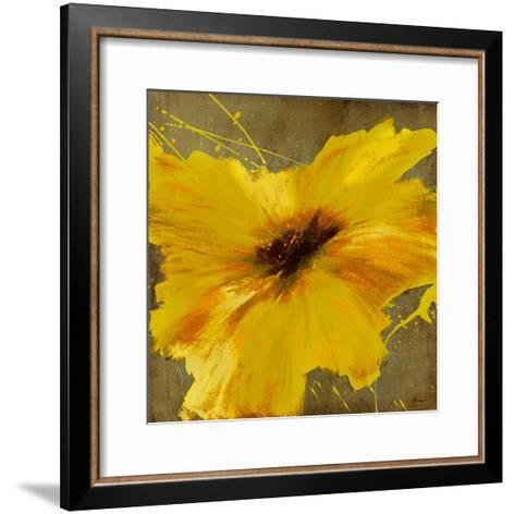 Colourful Flowers II-Bridges-Framed Art Print