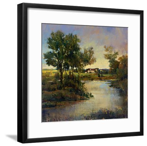 River's Retreat-Patrick-Framed Art Print