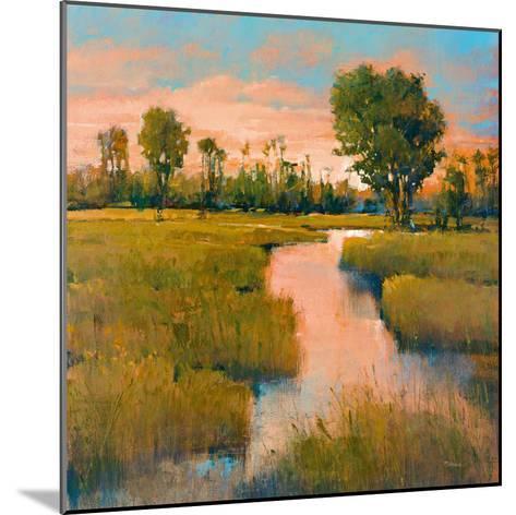 Heron Lake II-Patrick-Mounted Giclee Print