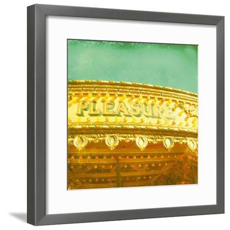 Pleasure-Rossana Novella-Framed Art Print