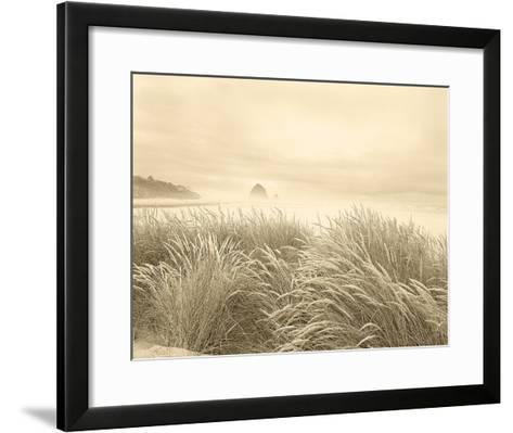 Dune Breeze-Adam Brock-Framed Art Print