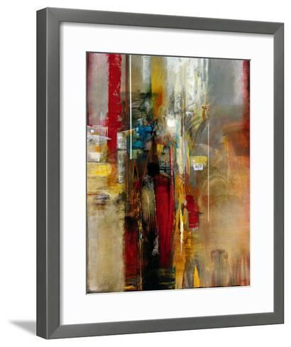 Front Row-Douglas-Framed Art Print
