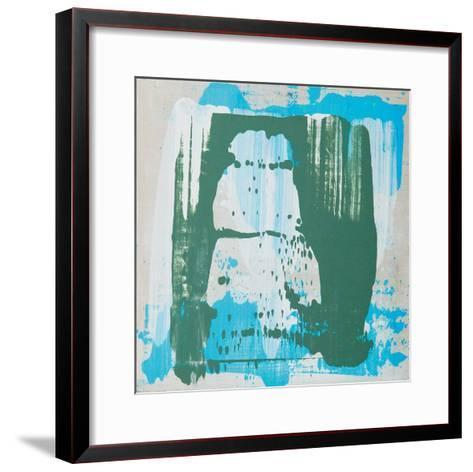 Colourisation- Pru-Framed Art Print