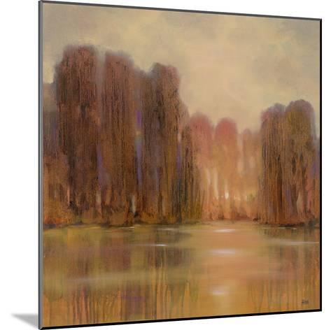 Tranquil Setting III- Hall-Mounted Giclee Print