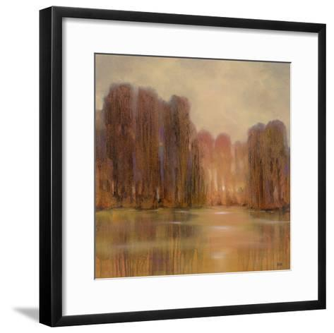 Tranquil Setting III- Hall-Framed Art Print
