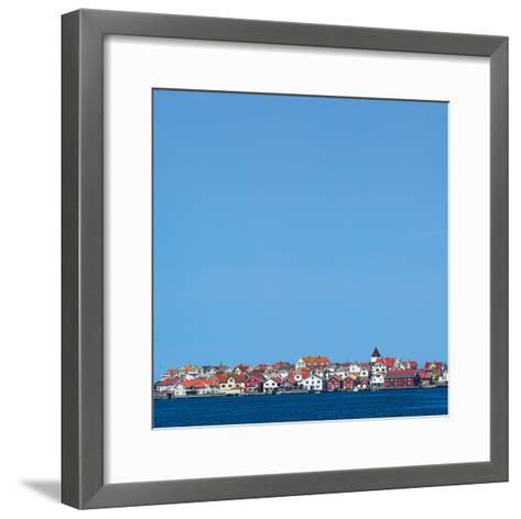 Blue Haven-Mikael Svensson-Framed Art Print