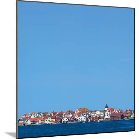 Blue Haven-Mikael Svensson-Mounted Giclee Print