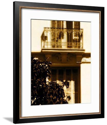 Above and Below-Malcolm Sanders-Framed Art Print