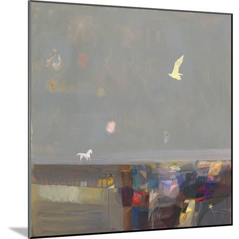 Wild and Free-Ele Pack-Mounted Giclee Print