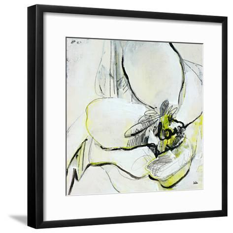 Jesting II-Leila-Framed Art Print