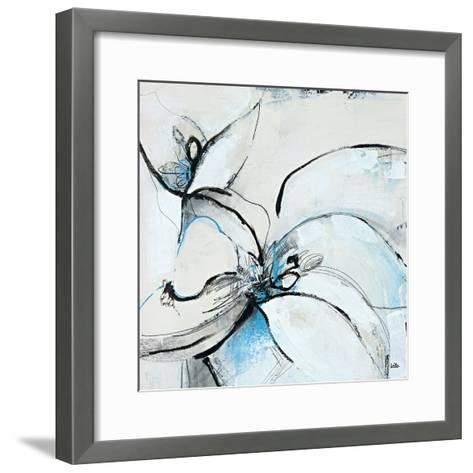 Jesting III-Leila-Framed Art Print