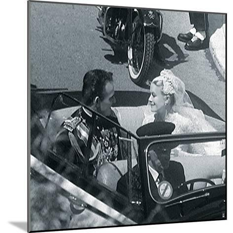 Grace Kelly VIII-British Pathe-Mounted Giclee Print
