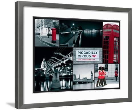City Tour-Joseph Eta-Framed Art Print
