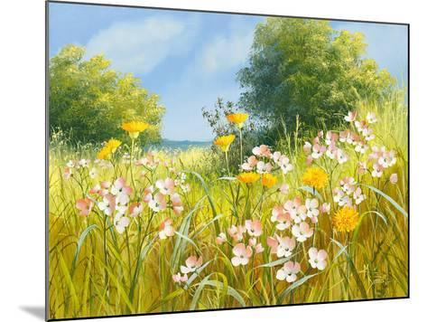 Cuckoo Flowers-Mary Dipnall-Mounted Giclee Print