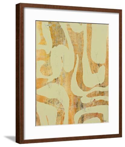 Modern Light IV-Bridges-Framed Art Print