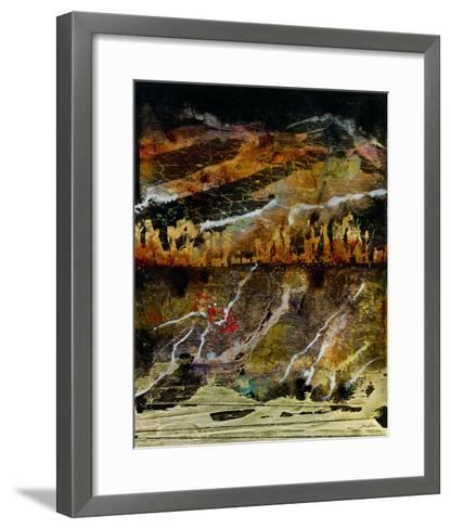 Hemisphere X-Douglas-Framed Art Print