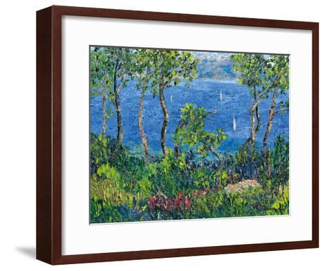 Sea Dreams-Tania Forgione-Framed Art Print