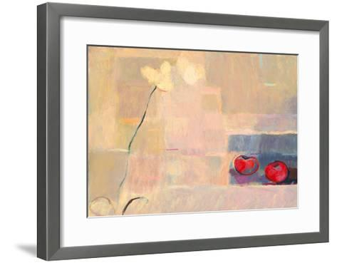 Orchid With Tomatoes-Ele Pack-Framed Art Print