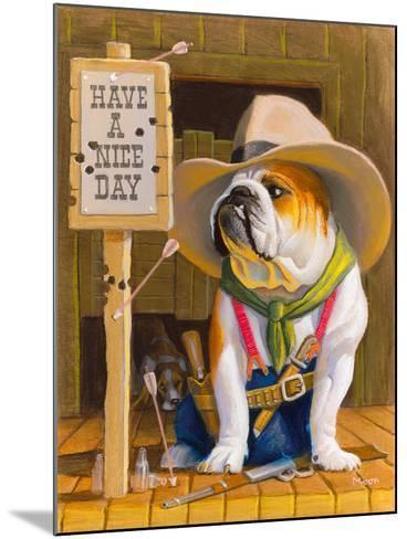 Have A Nice Day-Bryan Moon-Mounted Giclee Print