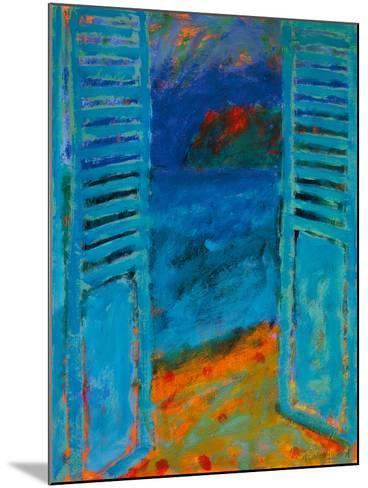 Across The Bay II-Sara Hayward-Mounted Giclee Print