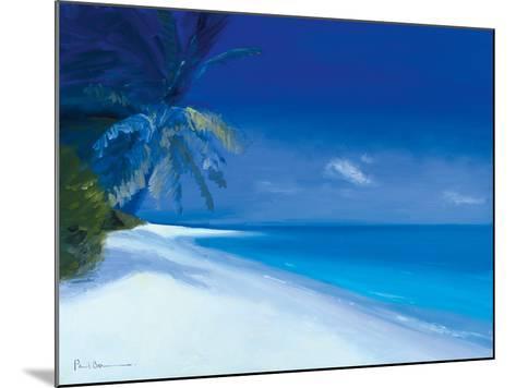 Tropical Beach I-Paul Brown-Mounted Giclee Print