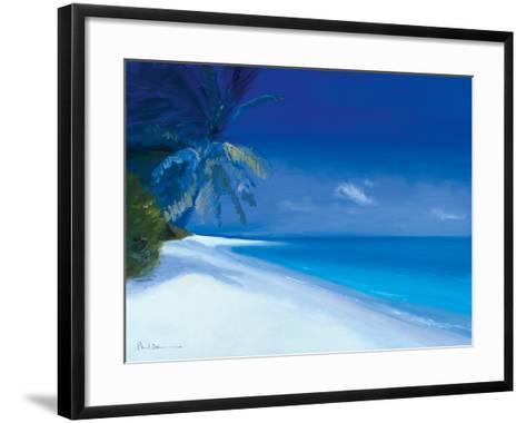 Tropical Beach I-Paul Brown-Framed Art Print