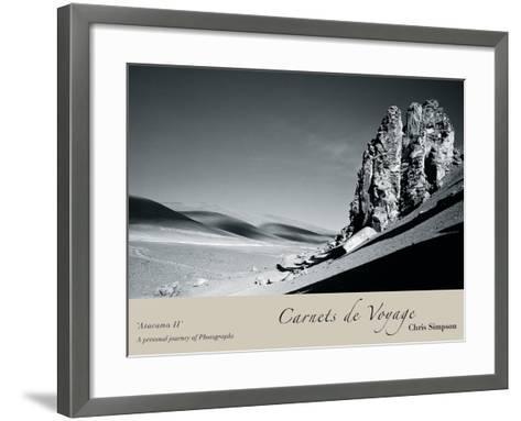 Atacama II-Chris Simpson-Framed Art Print