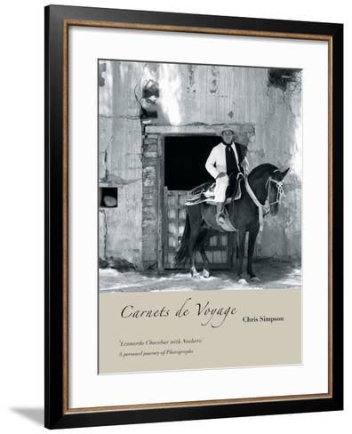 San Antonio de Areco II-Chris Simpson-Framed Art Print