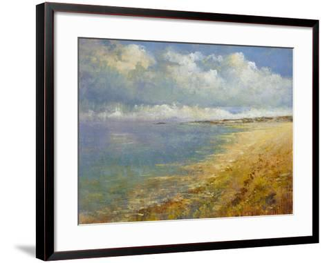 Coastal Wave- Deckard-Framed Art Print