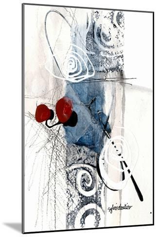 Jardinage-Sylvie Cloutier-Mounted Art Print