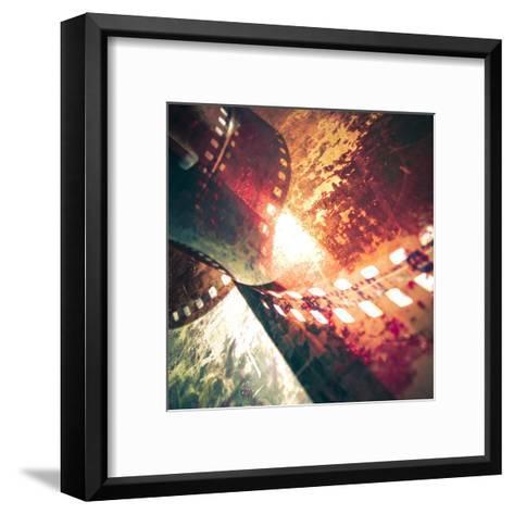 Negatives IV-Jean-Fran?ois Dupuis-Framed Art Print